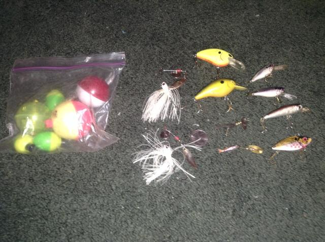 Fishing lures and bobbers for sale trap shed for Fishing bobbers for sale