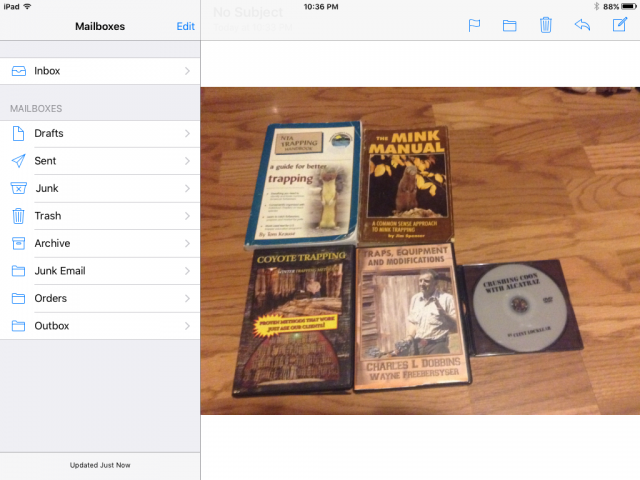 Books and dvds or trade reduced!traded | For Sale | Iowa